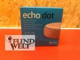 Echo Dot (3.Gen.) Intelligenter Lautsprecher mit Alexa, Lila Stoff - NEU und OVP