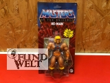 He-Man Origins Masters of the Universe Action Figur MATTEL NEU & OVP 2020