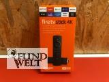 AMAZON Fire TV Stick - 4K mit Alexa Fernebedienung - NEU und OVP