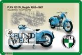 Puch 125 SV, Baujahr 1953 - 1967