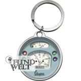 Schlüsselanhänger - Vespa Tachometer - 4cm Durchmesser