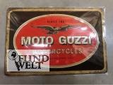 Blechschild - Moto Guzzi - 20x30cm