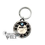 Schlüsselanhänger -BMW Tachometer - 4cm Durchmesser