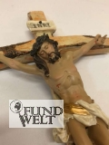 Jesus am Kreuz 40cm