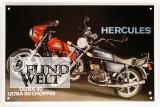 Blechschild - Herkules 80 - 20x30cm