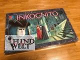 Inkognito - Agententreff in Venedig - Brettspiel gebrauchter Zustand